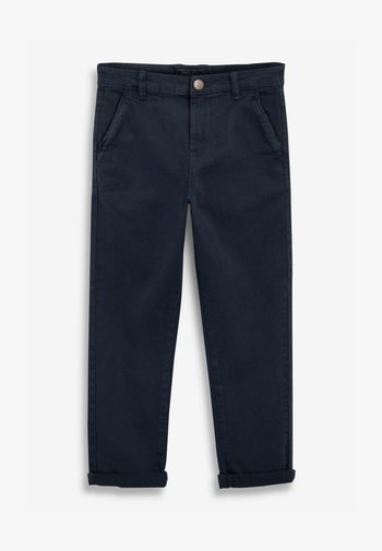 LOOSE FIT - Chino - dark blue