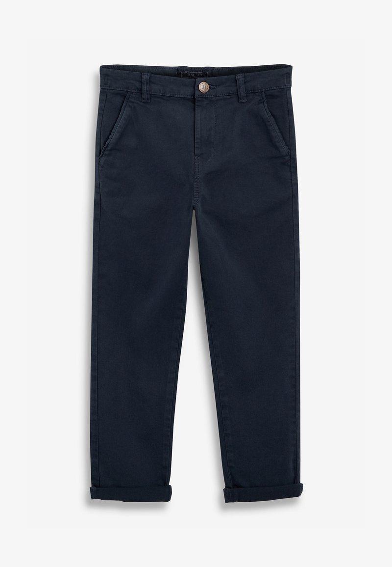 Next - LOOSE FIT - Chinot - dark blue