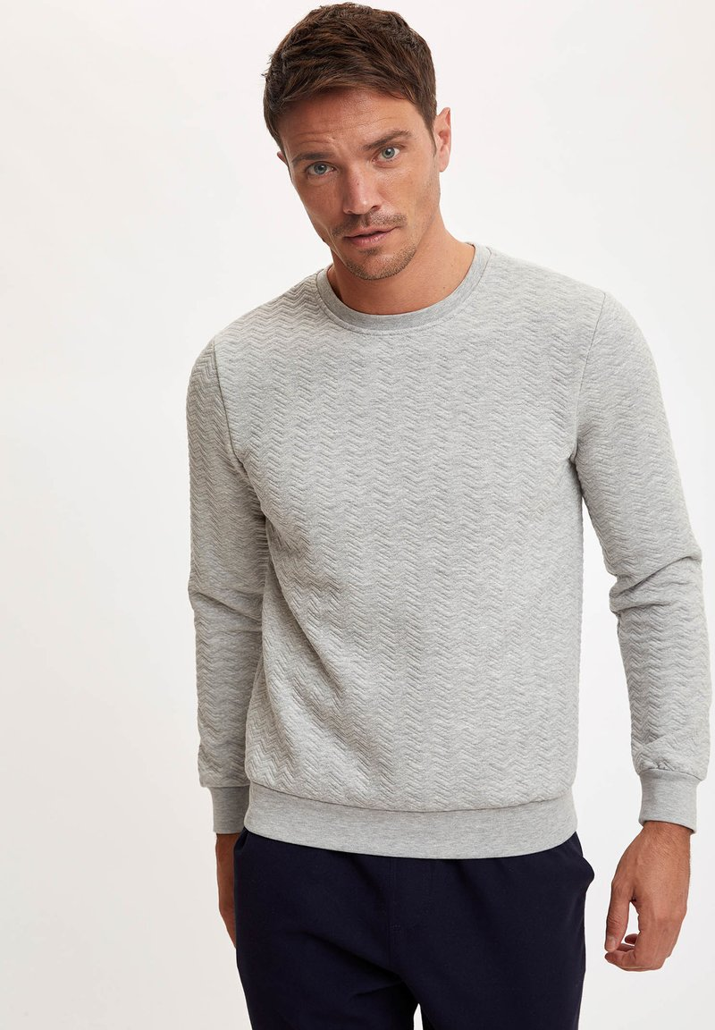 DeFacto - Sweatshirt - grey