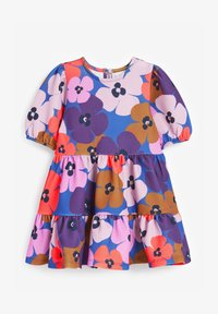 Next - BRIGHT FLORAL  - Day dress - multi-coloured - 0