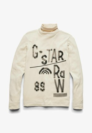 89 MOCK SLIM L\S - LONG SLEEVED TOP - Maglietta a manica lunga - cornish