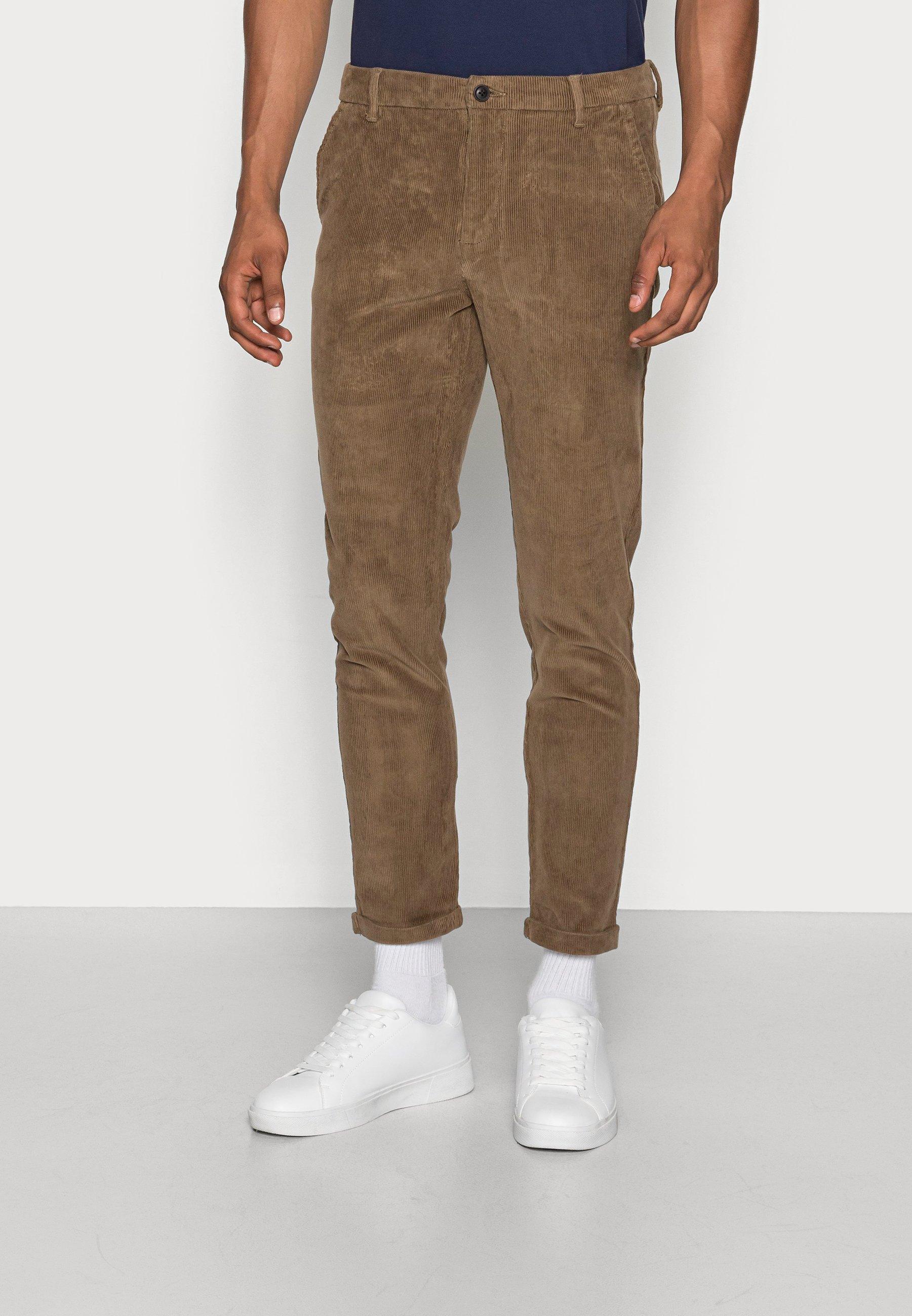 Men CROPPED PANTS - Trousers