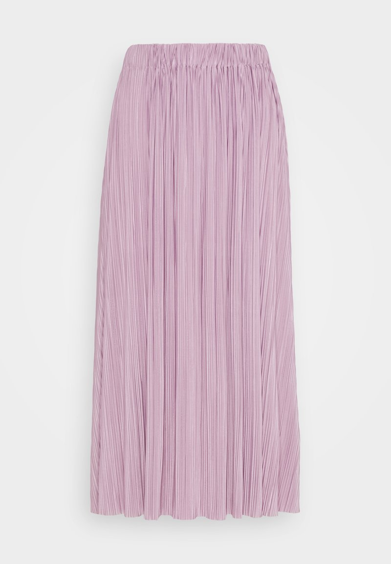 Samsøe Samsøe - UMA SKIRT - Pleated skirt - mauve shadow