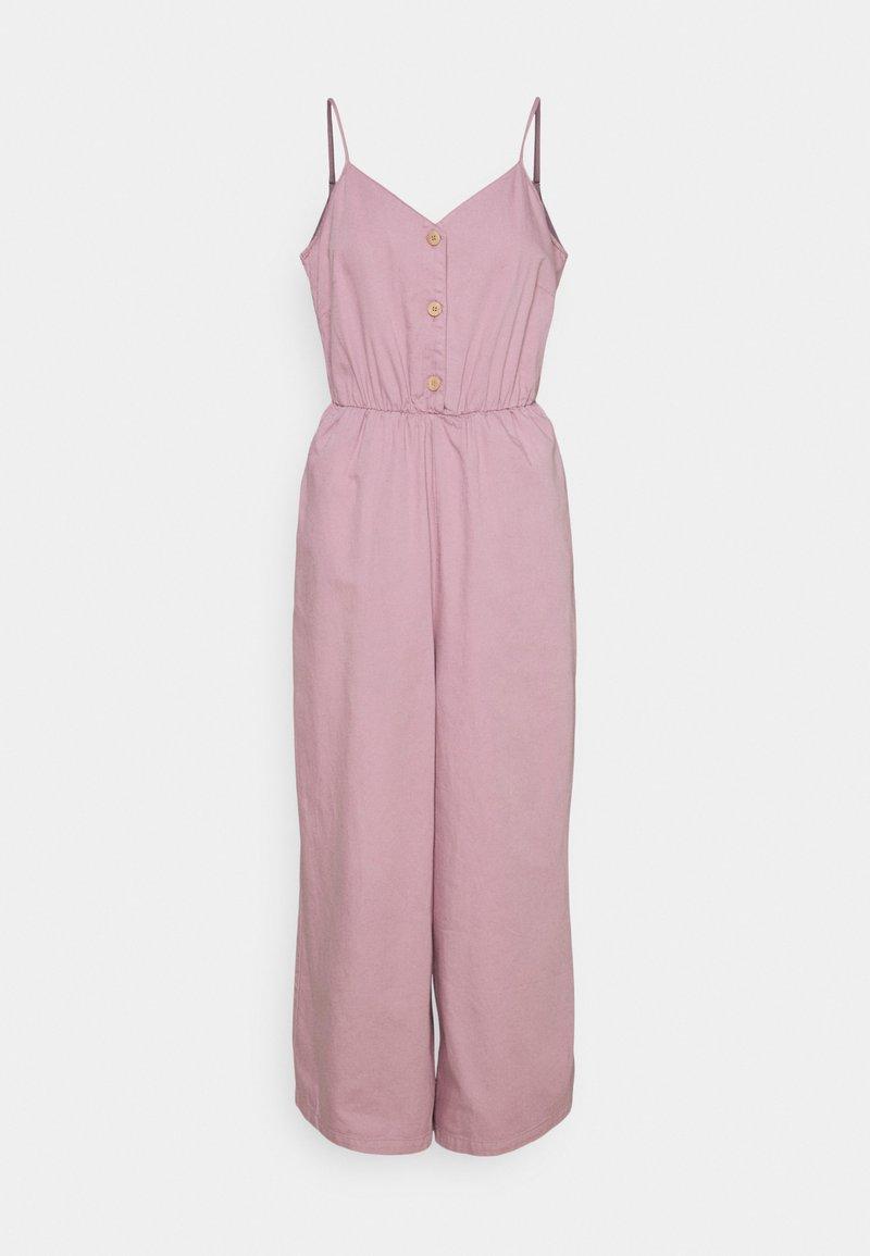 Monki - Jumpsuit - pink dusty light eller