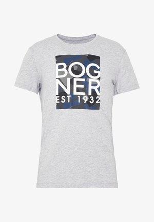 ROC - T-shirt imprimé - grey