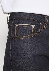 Nudie Jeans - GRITTY JACKSON - Vaqueros rectos - dark-blue denim - 4