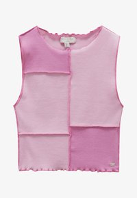 PULL&BEAR - Top - pink - 4