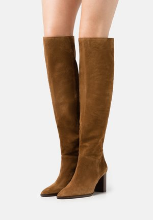 ADRIANA - Over-the-knee boots - cannelle