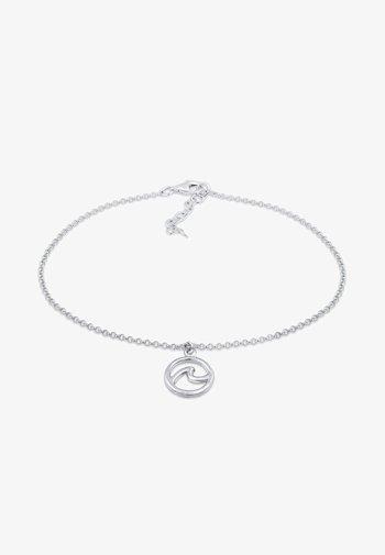 ANKLET WAVE BEACH MARITIME - Bracelet - silver-coloured