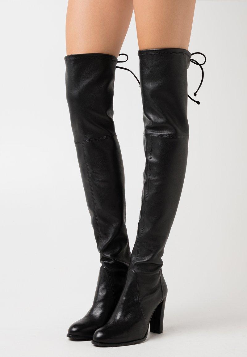 Stuart Weitzman - HIGHLAND - High heeled boots - black