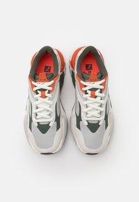 Puma Golf - RS-G - Golfové boty - vaporous gray/thyme/pureed pumpkin - 3