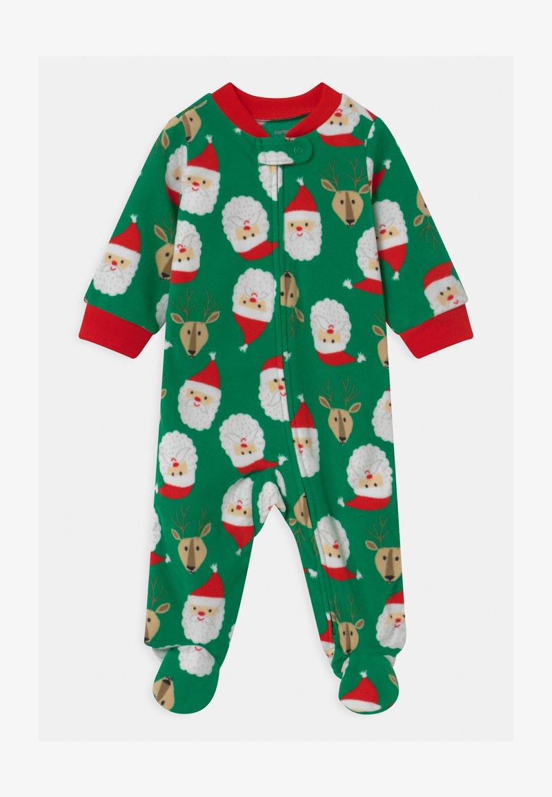 Carter's - CHRISTMAS UNISEX - Sleep suit - green