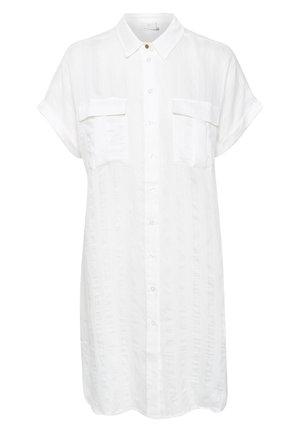 KASOLIN  - Shirt dress - chalk