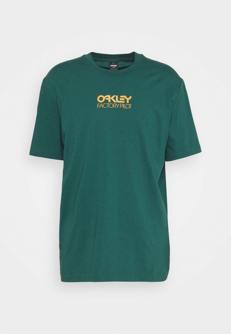 Oakley - EVERYDAY FACTORY PILOT TEE - T-Shirt print - bayberry