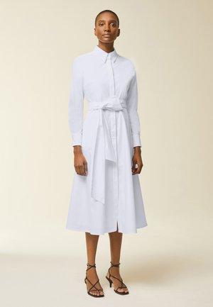 Vestido camisero - bright white