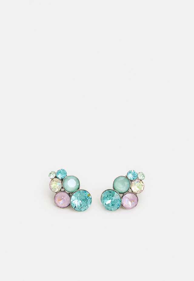 PETIT GLAMOUR - Boucles d'oreilles - pastel multi