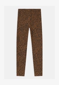 GAP - GIRLS - Leggings - Trousers - brown - 0