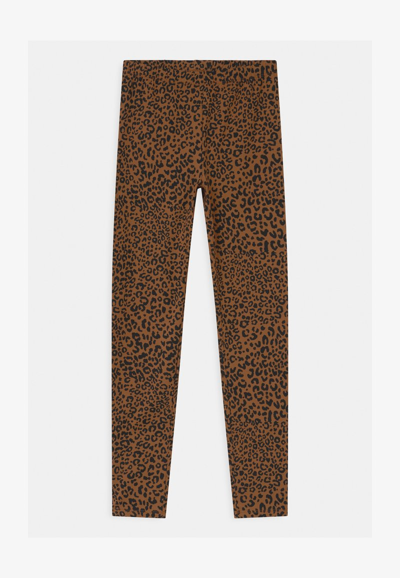 GAP - GIRLS - Leggings - Trousers - brown