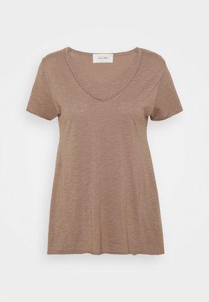 JACKSONVILLE - Basic T-shirt - brun vintage