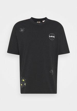 STAY LOOSE TEE UNISEX - T-shirt print - blacks