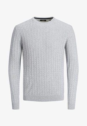 Jumper - cool grey
