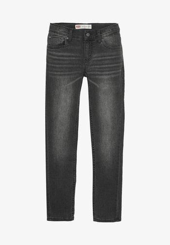 512 SLIM TAPER - Jeans Slim Fit - grey denim