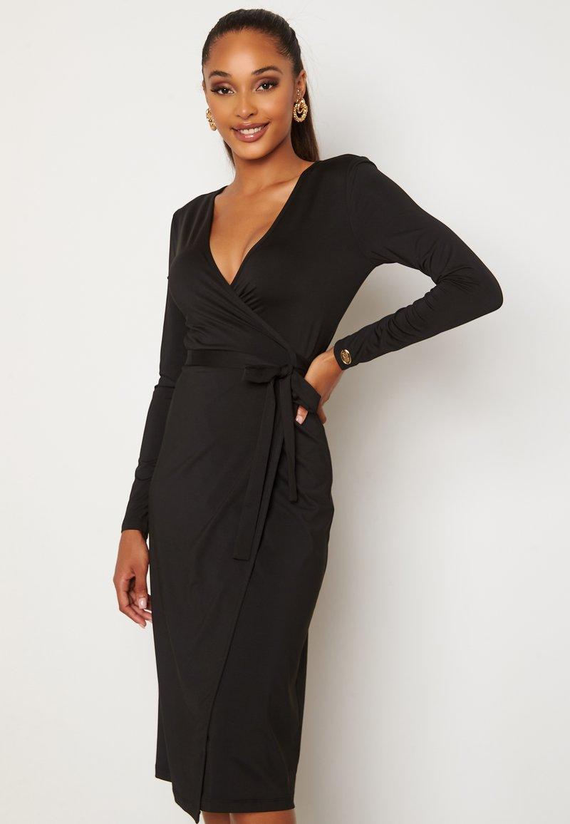 Bubbleroom - Jumper dress - black