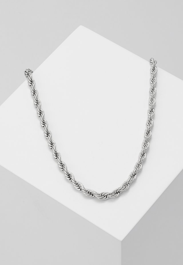 DURBUY SET - Kaulakoru - silver-coloured