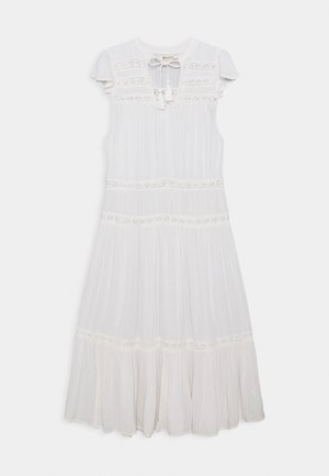 LAYLA DRESS - Beach accessory - white