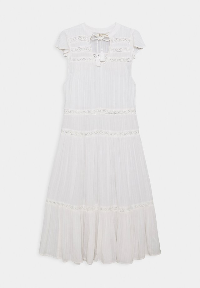 LAYLA DRESS - Accessoire de plage - white