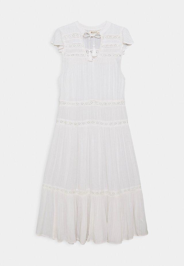 LAYLA DRESS - Ranta-asusteet - white