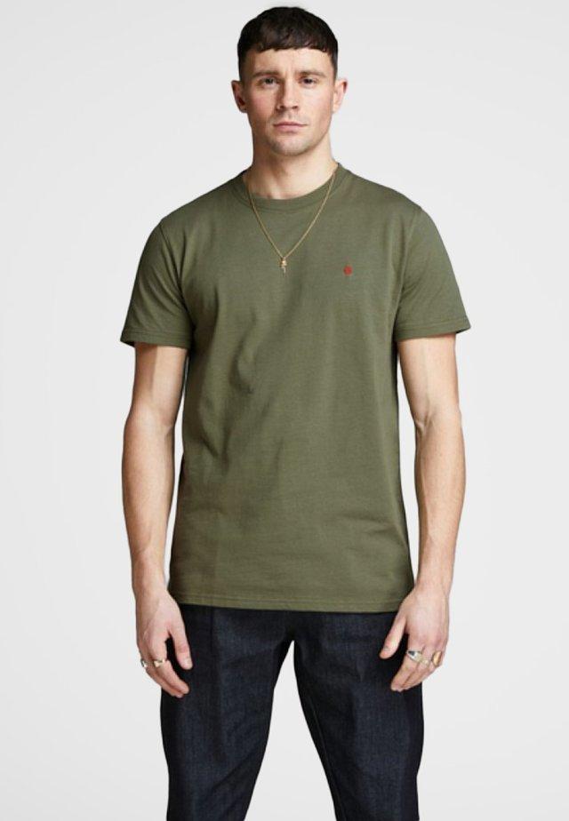 JJ-RDD CREW NECK - T-shirt - bas - four leaf clover