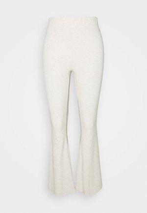 FLARE PANT - Pyjama bottoms - heather frost