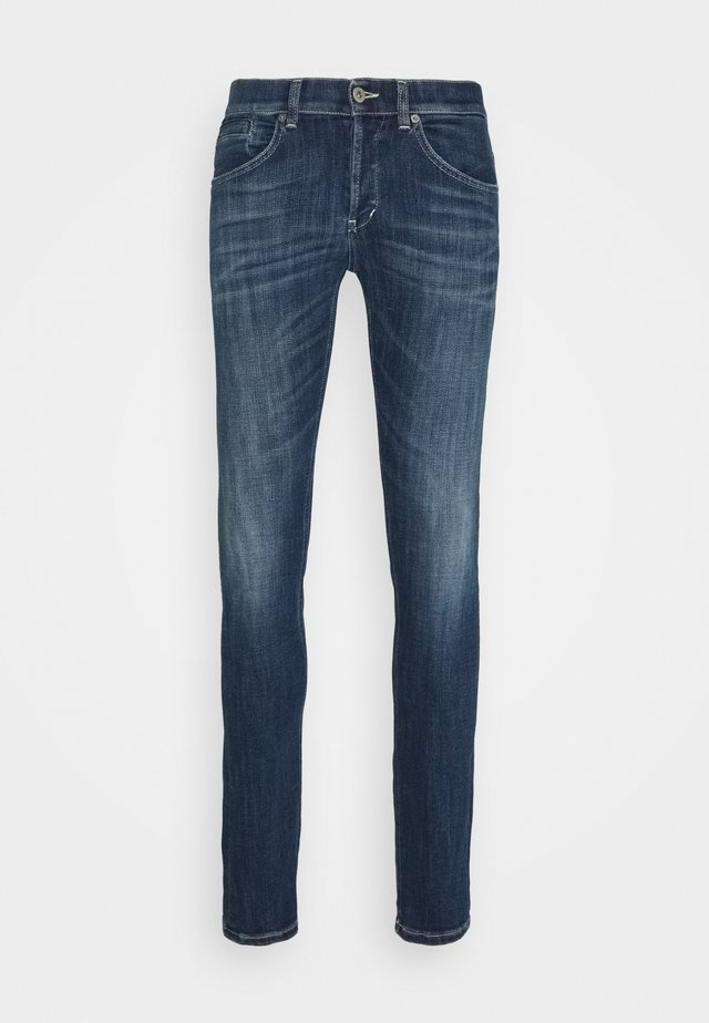 PANTALONE GEORGE - Jeans Skinny Fit - blue denim