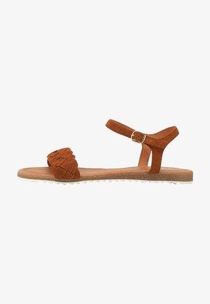 LUISA - Sandals - brown