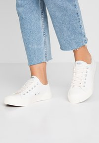 ONLY SHOES - ONLNEW SURI  - Tenisky - white - 0