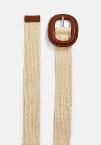 Esprit - Belt - cream beige - 2