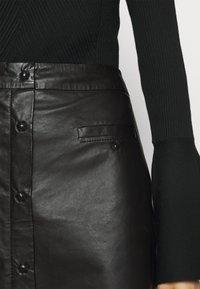 RIANI - Mini skirt - black - 4