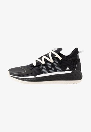 COLL3CTIV3 2020 LOW - Basketball shoes - core black/footwear white