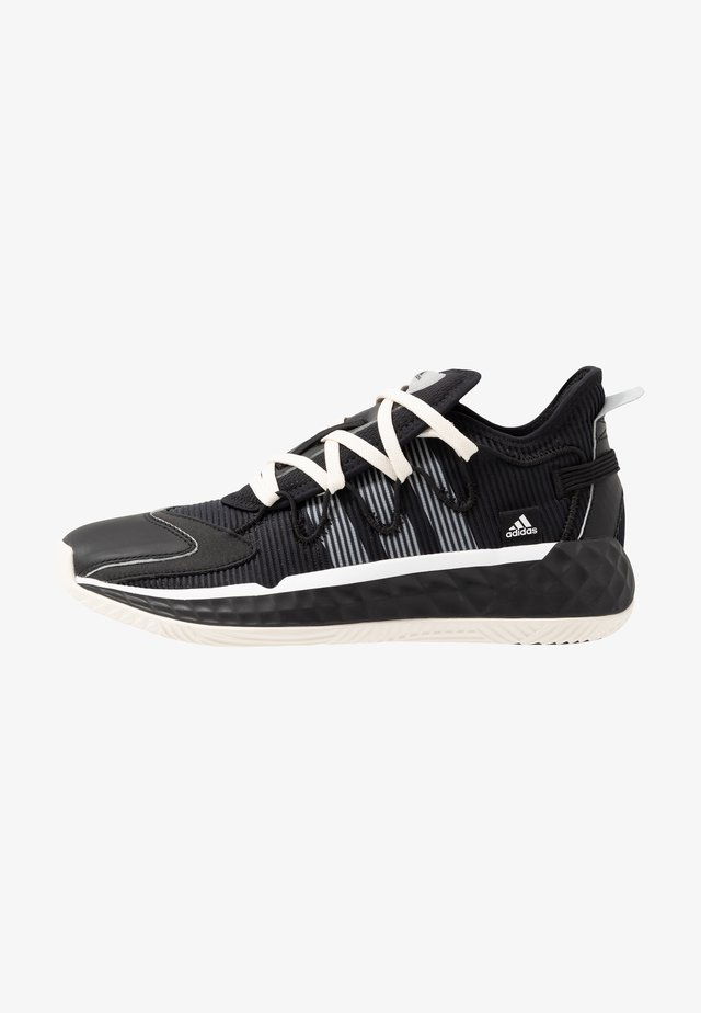 COLL3CTIV3 2020 LOW - Obuwie do koszykówki - core black/footwear white