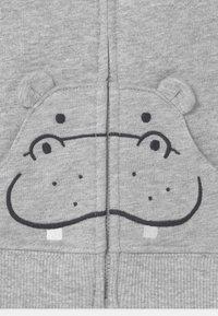 Carter's - HIPPO SET - Waistcoat - grey - 2