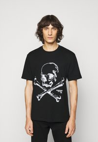 The Kooples - T-shirts print - black - 0
