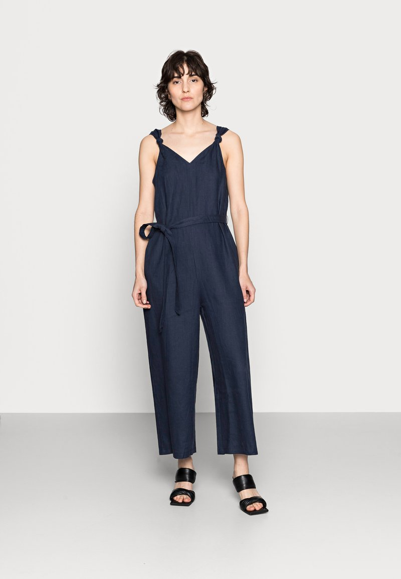 Thought - ERIN - Overal - navy