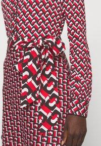 Diane von Furstenberg - MILLY DRESS - Paitamekko - red - 4