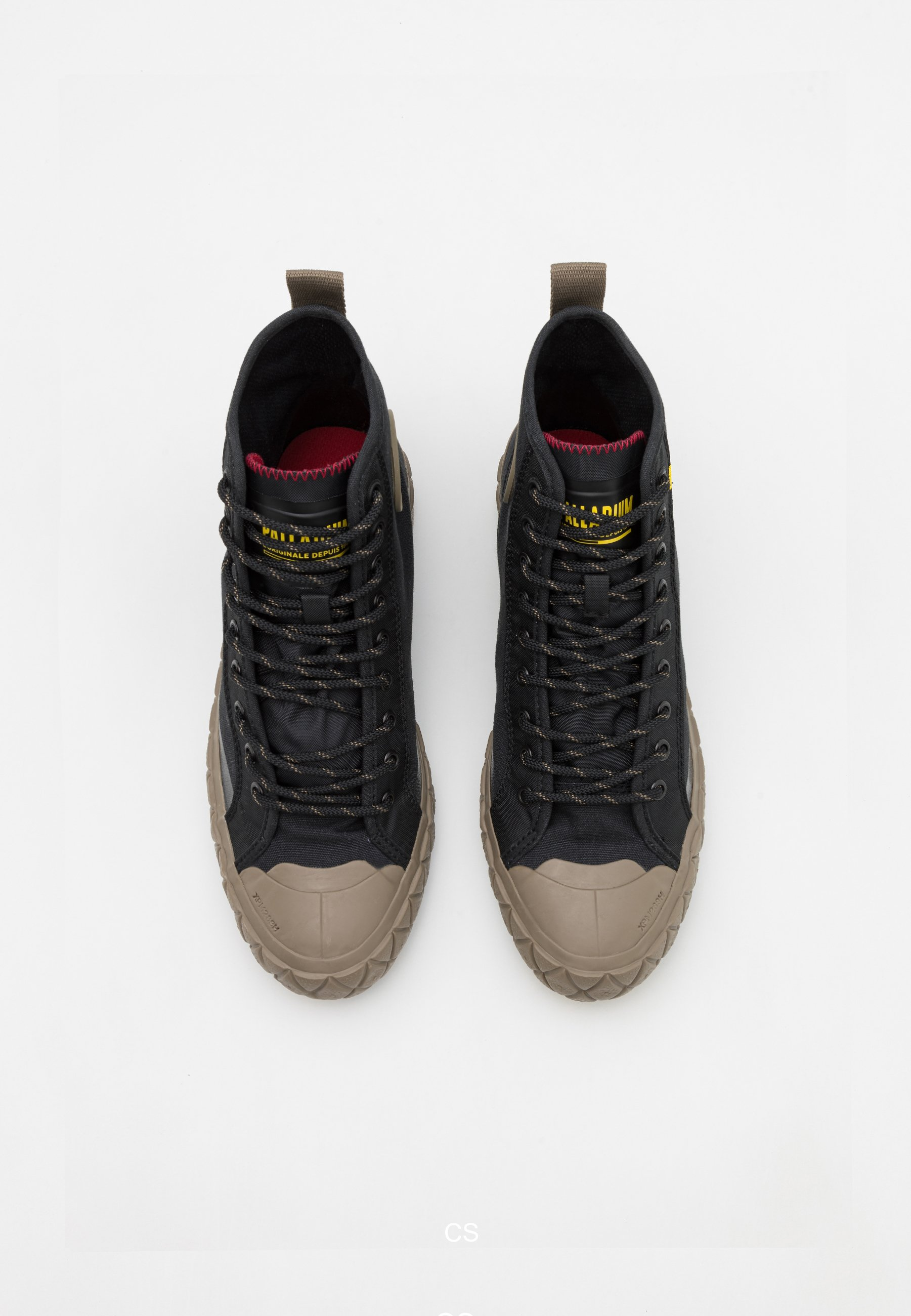 Men PALLA ACE SUPPLY MID UNISEX - High-top trainers
