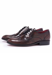 Son Castellanisimos - Zapatos con cordones - brown - 3
