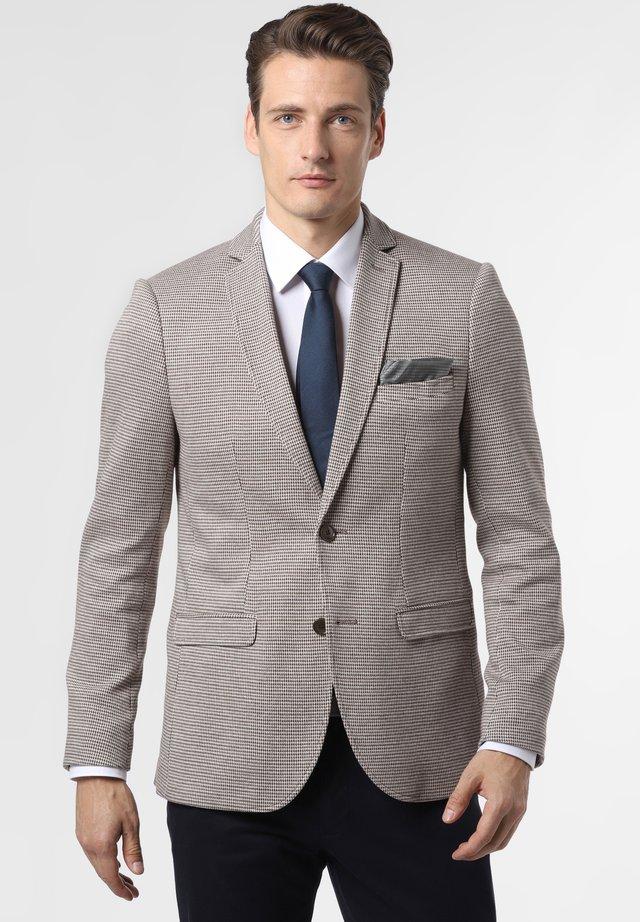 BILL - Suit jacket - beige braun