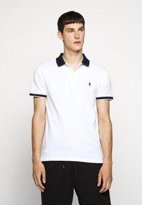 Polo Ralph Lauren - STRETCH - Polo - white - 0