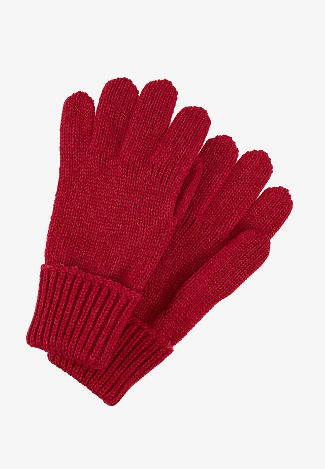 Gloves - himbeer