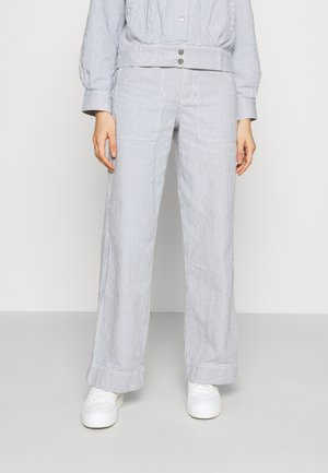 WORKWEAR PANTS - Trousers - blue